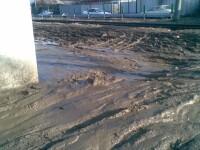 Bucuresti, capitala europeana: mlastini si cratere in loc de asfalt