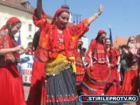 Senatorii il sfideaza pe Basescu: romii redevin tigani