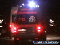 Un camin studentesc din Timisoara, zguduit din temelii de o explozie