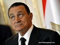Hosni Mubarak, internat intr-un spital din Sharm el-Sheikh