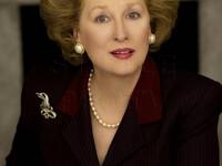 Maryl Streep va juca rolul Doamnei de Fier a Marii Britanii. Criticii ii lauda deja prestatia