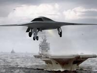 Americanii au testat noul avion care zboara fara pilot. VIDEO