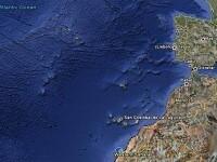 Atlantida, gasita pe fundul Atlanticului cu Google Ocean?
