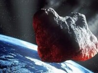 Un asteroid cu orbita in forma de potcoava se apropie de Pamant