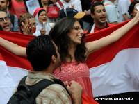 Egipt, prima zi de libertate. 600 de detinuti au evadat la Cairo