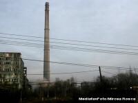 Vezi explozia turnului de 204 metri din Dej, al 2-lea ca inaltime din tara