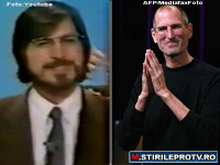 VIDEO care socheaza lumea: Steve Jobs, clatinandu-se pe picioare