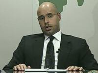 Fiul lui Gaddafi avertizeaza: In Libia va izbucni un razboi civil sangeros