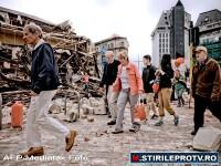 Oras devastat de cutremur in Noua Zeelanda. Cel putin 98 de morti.VIDEO