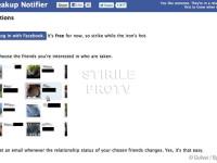 Urmareste relatiile prietenilor de pe Facebook cu o noua aplicatie