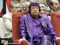 Ghaddafi: Ma voi lupta pana la ultimul barbat si ultima femeie