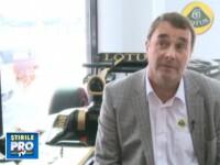 Nigel Mansell despre Romania: Aveti multe cladiri si femei frumoase. VIDEO