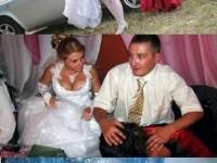 Fotografii care nu vor intra niciodata in albumul de la nunta!