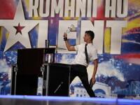 Valentin Luca: Acrobatul care jongleaza cu sticlele