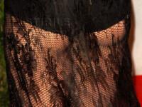 FOTO.Madonna,cu posteriorul la vedere dupa gala Oscar.Pana si fiica a rosit