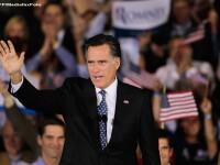 Primul semn ca Mitt Romney are sanse sa-i ia locul lui Barack Obama: e pazit de Serviciile Secrete