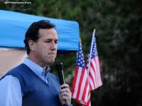 Alegeri SUA 2012: Santorum intra in pauza de Paste inainte de batalia decisiva pentru Pennsylvania