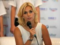 Ruxandra Dragomir a vizitat-o pe Udrea.