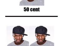 Fotografia zilei. Cum s-a dublat valoarea lui 50 Cent intr-o secunda
