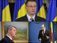 Ziua in care Romania a avut 3 premieri: Boc demisionar, Predoiu interimar, Ungureanu desemnat