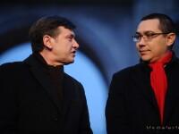Antonescu,dupa investirea Guvernului:Nu ne potrivim stilistic cu suflul nou al discursului lui Ponta