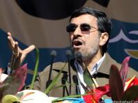 Presedintele iranian toarna gaz pe foc:
