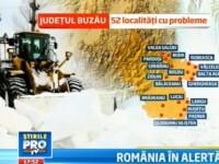 Starea drumurilor in timp real. Traficul rutier pe A2, sectorul Bucuresti - Fetesti a fost inchis