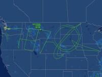 Mesajul ascuns din cer al unui Boeing 787. Probabil cea mai neconventionala forma de reclama