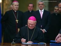 Arhiepiscopul Lucian Muresan a fost numit Cardinal de catre Papa Benedict al XVI-lea