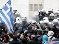 12.000 de oameni, in strada impotriva masurilor de austeritate.