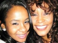 Misterul disparitiei fiicei lui Whitney Houston de la inmormantarea mamei. Unde a fost gasita tanara