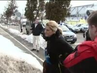 Fosta sotie de miliardar, care a produs un accident mortal, a fost atacata cu OUA la tribunal. VIDEO