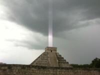 FOTO. Poza care alimenteaza zvonurile despre Apocalipsa mayasa. Cum se explica aceasta imagine?