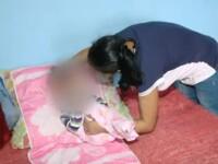 Cazul fetei care la 4 ani cantareste mai putin decat un copil de 1 an. Autoritatile, nepasatoare
