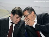 Ponta si Antonescu resping ideea suspendarii lui Basescu, desi \