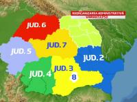 Controversele regionalizarii.Dragnea infirma variantele aparute. Cum va functiona Consiliul Regional