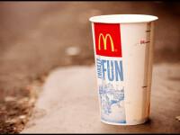 Surpriza aproape mortala din bautura de la fast food. Ce a comandat si ce a primit o tanara