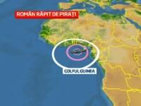 Piratii care au rapit un marinar roman nu au contactat armatorul, pentru a cere o rascumparare