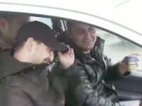 Surpriza pregatita de politistii de la Rutiera tuturor soferilor care au asemenea numere la masina