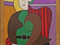 Secretul ascuns de Picasso in acest tablou. Ce are opera sa in comun cu peretele tau de acasa