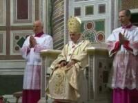 Surse: Papa Benedict al XVI-lea se simtea singur si avea incredere in putini din cei de la Vatican