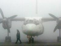 Cel putin cinci morti dupa prabusirea unui avion de pasageri pe un aeroport din Ucraina