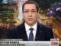 Ponta, la CNN: Prima reactie in cazul carnii de cal sa nu fie supararea, dar trebuie sanctiuni dure