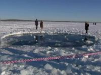 Ce au descoperit cercetatorii rusi in bucatile de meteorit recuperate din lacul Celiabinsk