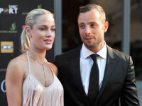 Iubita lui Oscar Pistorius si-ar fi prezis moartea. Ce a postat pe internet inainte de a fi ucisa