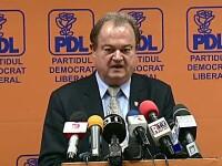 Blaga: Cat voi fi presedinte in partid, pe Frunzaverde si Stanisoara nu ii voi mai prelua niciodata