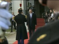 Vizita lui Ponta la Paris vine intr-un moment sensibil. Francezii arata cu degetul spre hotii romani