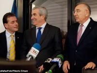 Andrei Chiliman lanseaza Initiativa Romania Liberala. MRU si Sever Voinescu participa la eveniment