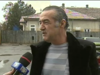 Gigi Becali, pentru prima data in fata Serviciului de Probatiune, dupa pronuntarea condamnarii