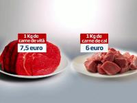 Orasele unde carnea de cal a fost vanduta ca vita in restaurante. Cum le deosebesti in farfurie